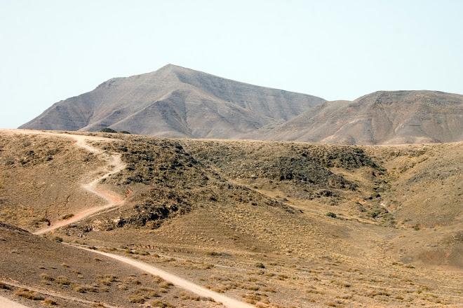 Trekking route in Lanzarote VII: Los Ajaches