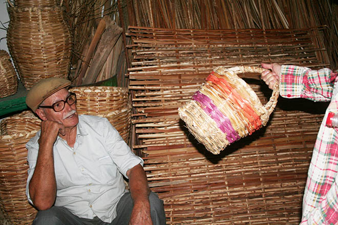 The basketmaking in Lanzarote: handicraft with history