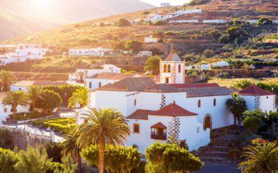 Betancuria, pueblos con encanto de Fuerteventura