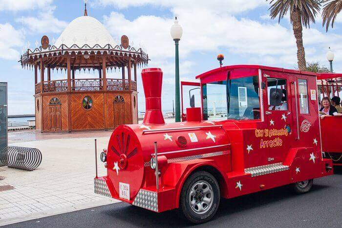 Ruta City SightSeeing Arrecife