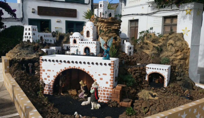 Popular traditions at Christmas in Canary Islands