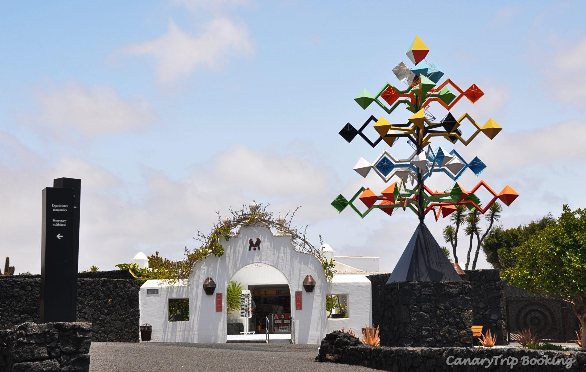 juguetes-del-viento-fundacion-cesar-manrique-canary-trip-booking