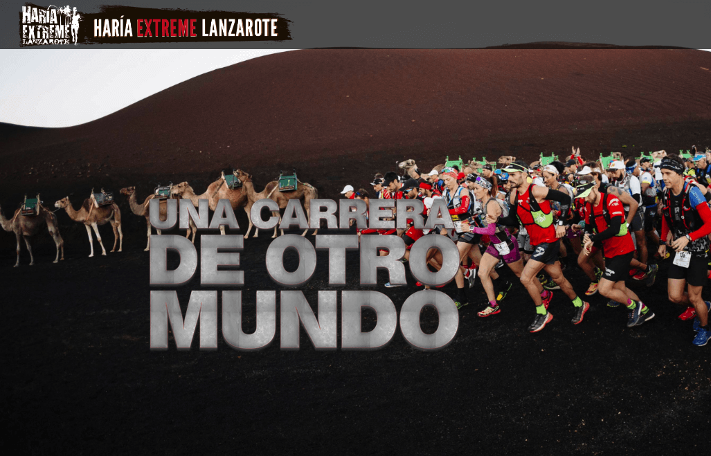 Haria Extreme Lanzarote, a race of other world