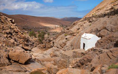 Trekking route in Fuerteventura I: the Peñitas ravine