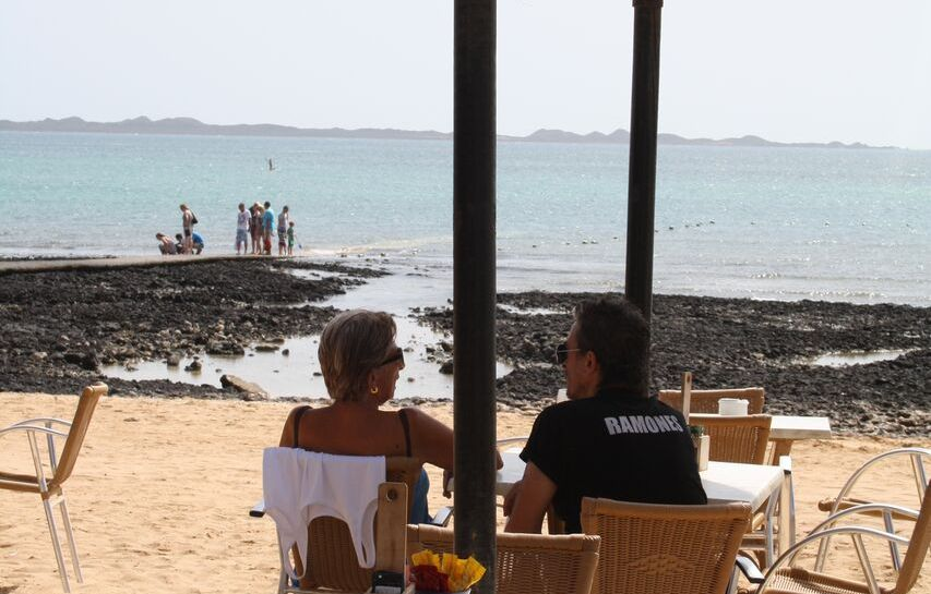 relax frente al mar fuerteventura lanzarote canary trip booking