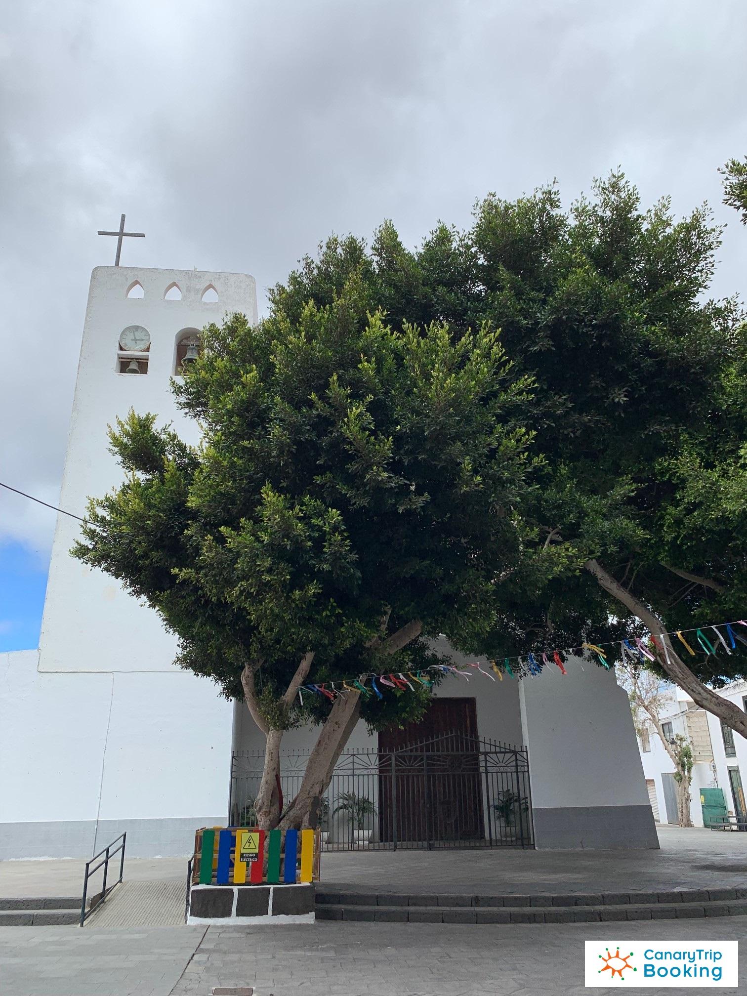 Iglesia Haria