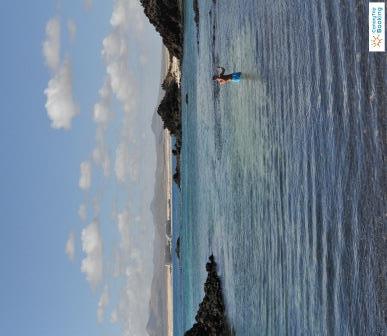 Isla de Lobos-baño