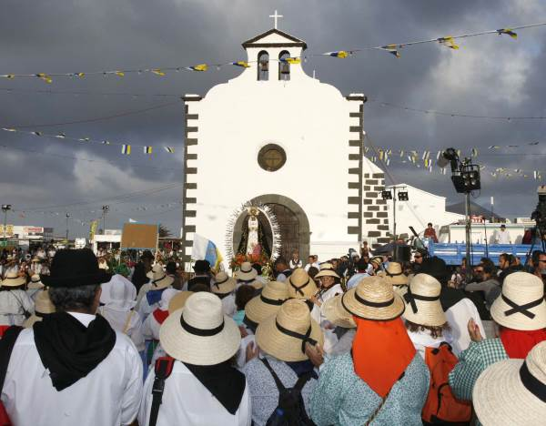 Romeria of Los Dolores, a tradition of Lanzarote