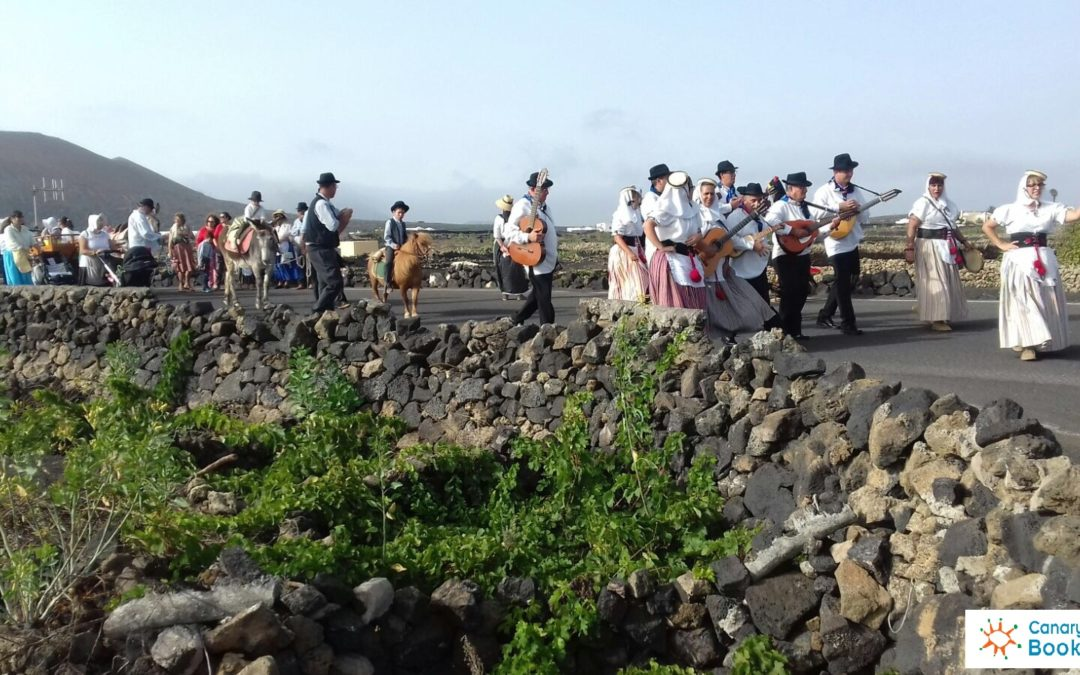 Popular festivities in the Canary Islands