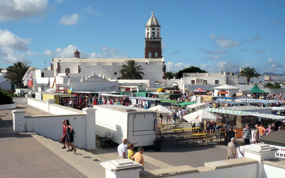 Markets in Lanzarote