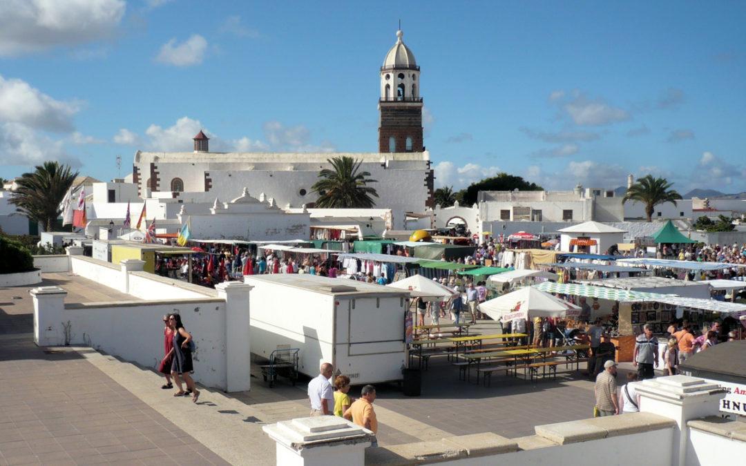 Mercados en Lanzarote