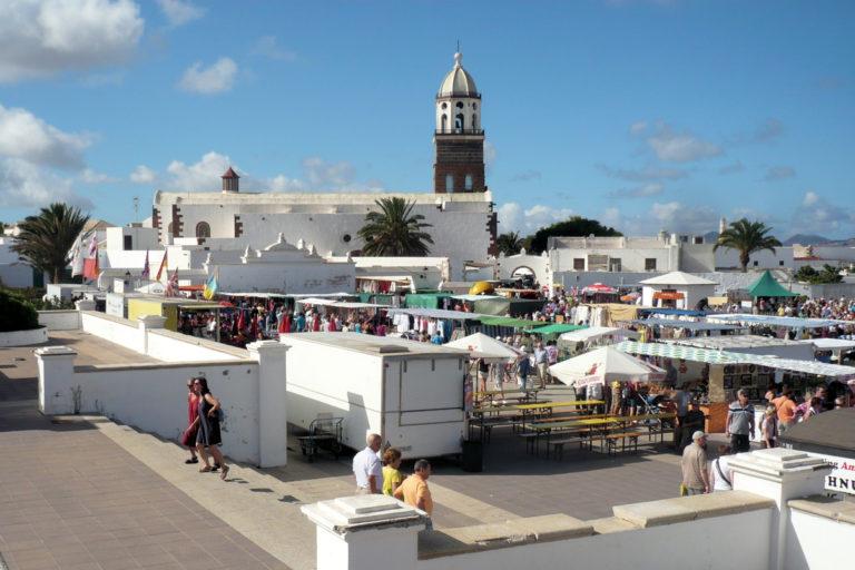 Teguise-market