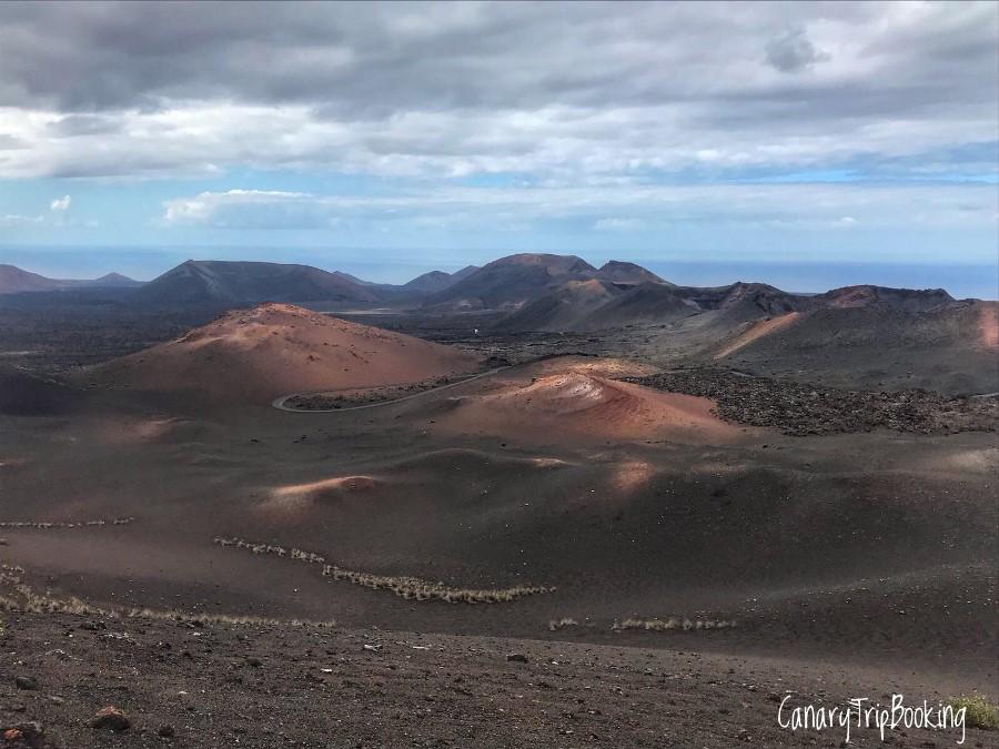 Timanfaya Parque Nacional