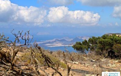 Trekking Route in Lanzarote IV: Famara-Haria