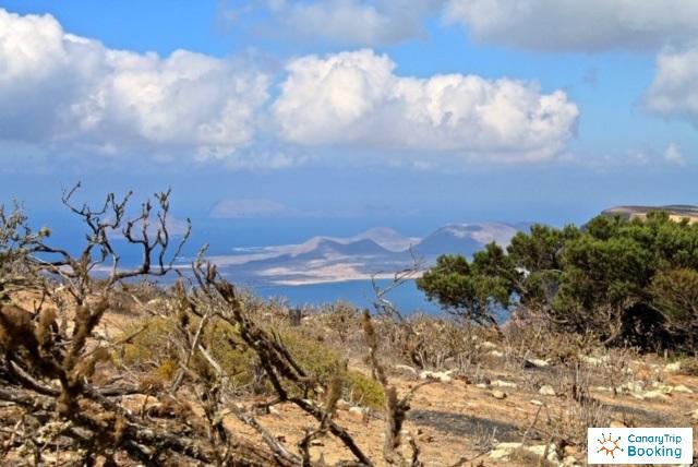 Ruta de senderismo IV: Famara-Haria