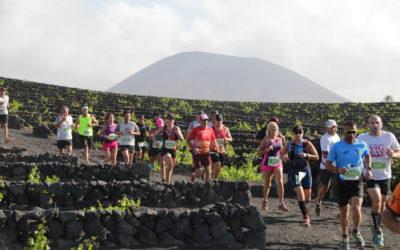 Wine Run Lanzarote: una carrera entre viñedos
