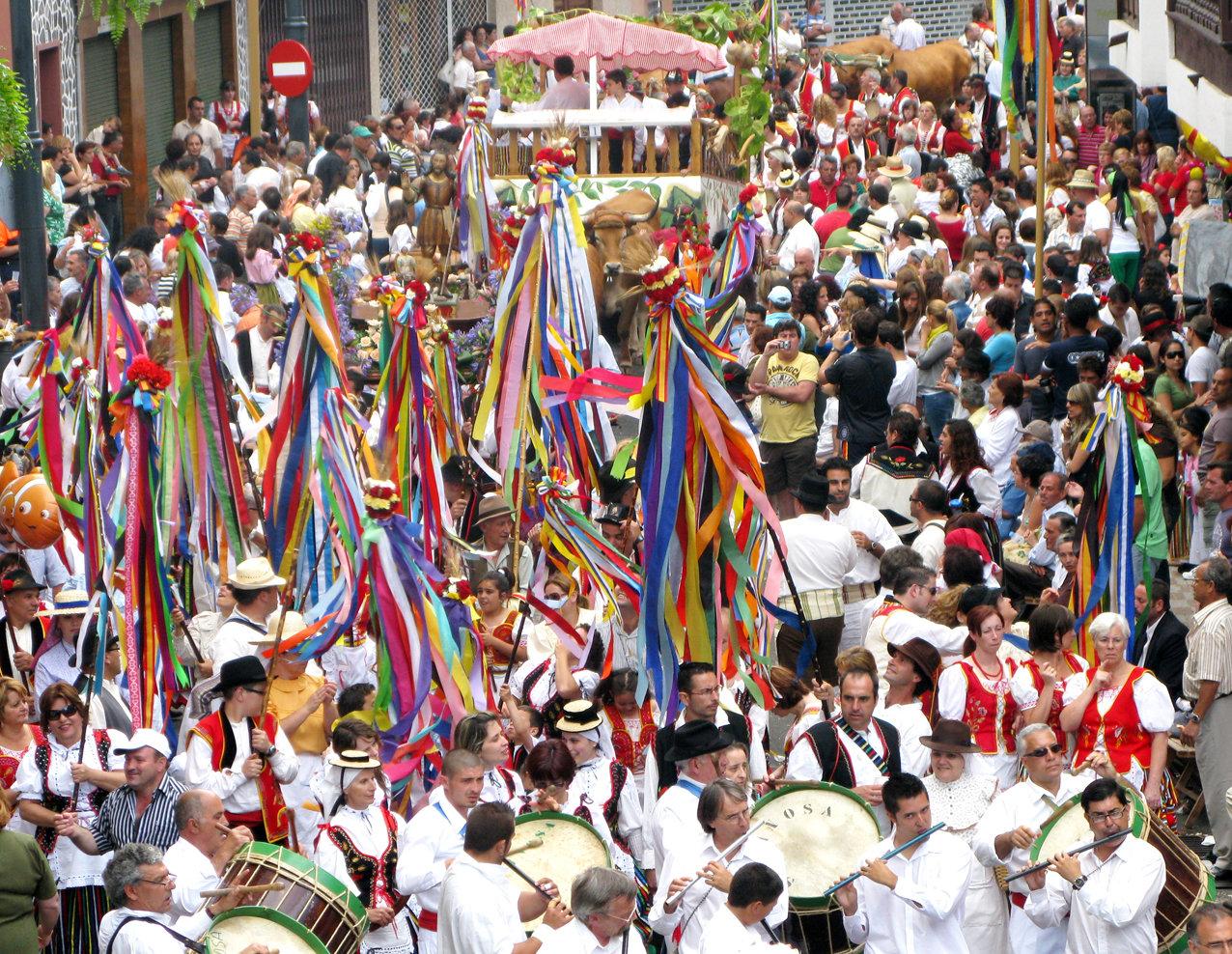 fiestas populares de san isidro