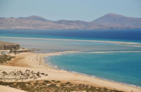 Visit to the south of Fuerteventura