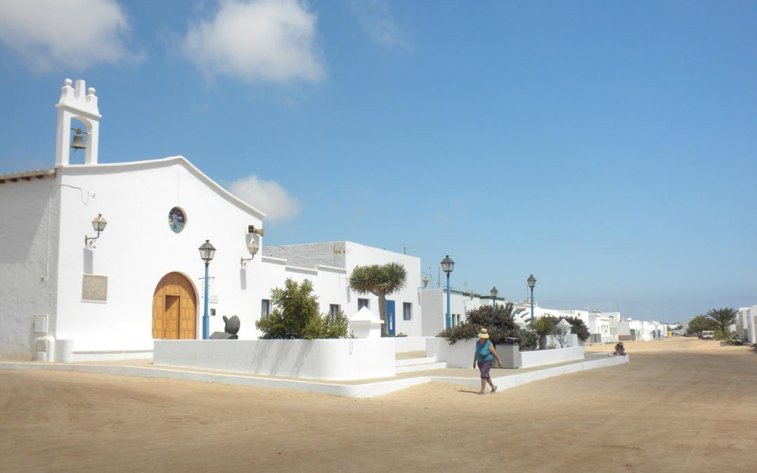 TREKKING ROUTE VI: LA GRACIOSA – SOUTH AREA