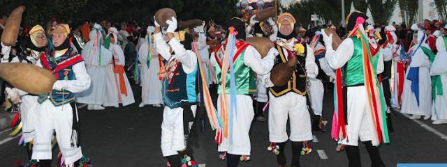 Parade Los Buches