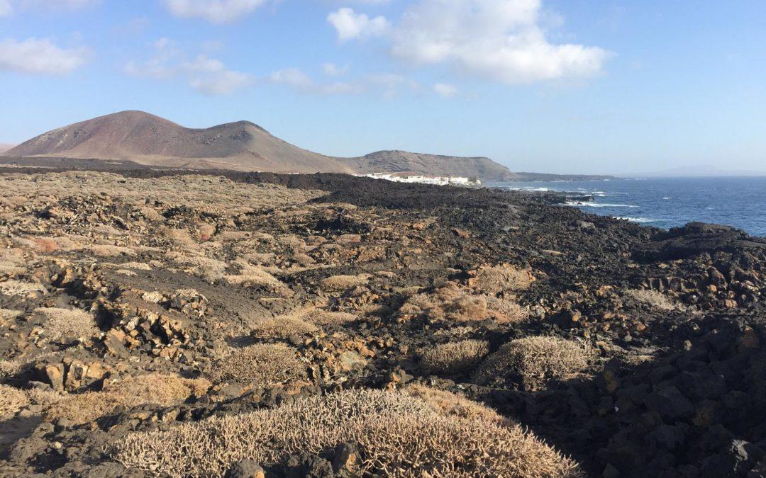 Ruta de senderismo III: El Golfo-Playa del Paso
